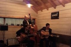 Les Tzigales & Suzanna Pezo in Surcele! Het was een topper!
